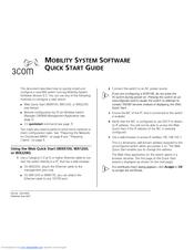 Ap3150 wlan managed ap3150 user manual 10015915-aa_ap3150-qsg. Book.