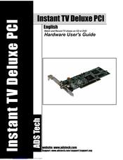 ADS TECH INSTANT TV DELUXE USB WINDOWS VISTA DRIVER