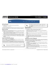adtran total access 904 manuals rh manualslib com Adtran 904 Back Adtran 904 Back