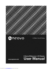AG NEOVO H-19D DRIVER FOR MAC