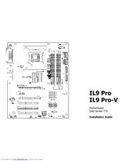 DOWNLOAD DRIVER: ABIT IL9 PRO-V