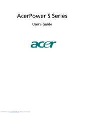 Acer AcerPower S200 User Manual