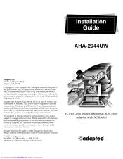 ADAPTEC AHA-2740T 64 BIT DRIVER