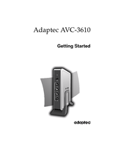 NEW DRIVERS: ADAPTEC AVC 2200