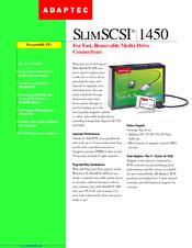 Adaptec SlimSCSI APA-1450 Driver Download