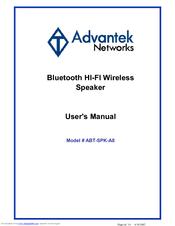 Advantek APS-U2001 Treiber Herunterladen