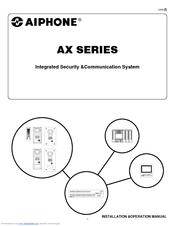 aiphone ax 248c manuals rh manualslib com