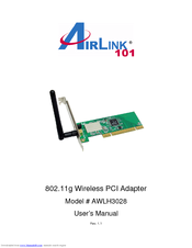 airlink101 awlh3026t driver