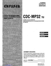 aiwa cdc mp32 manuals rh manualslib com