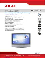 akai lct2785ta manuals rh manualslib com