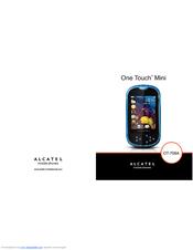 alcatel one touch ot 708 manuals rh manualslib com