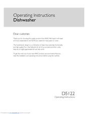 asko dishwasher cleaning instructions