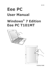 Asus T101MT-BU37-BK User Manual