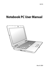 Asus K50AD User Manual