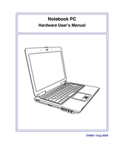 Asus N81Vp Hardware Manual