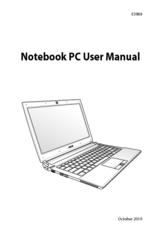 Asus U31SD Notebook ATK ACPI 64Bit