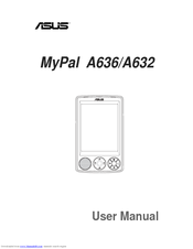 Asus MyPal A636 User Manual
