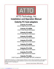 ATTO FC-42EN DRIVERS FOR WINDOWS 8