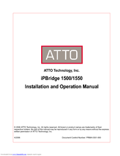 ATTO IPBRIDGE 2600RD 64BIT DRIVER DOWNLOAD