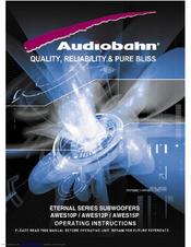 audiobahn awes10p manuals rh manualslib com Audiobahn A2150hct Audiobahn Subwoofers
