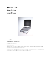 AVERATEC 5400 SERIES WIRELESS DRIVERS FOR WINDOWS MAC