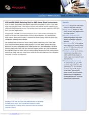 avocent autoview 2015 manuals rh manualslib com New Balance Manuals User Manual Template