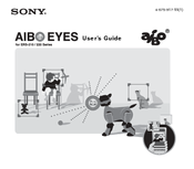 Sony ERS-210G - Aibo Entertainment Robot User Manual