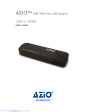 AZIO AWU101N DRIVERS PC