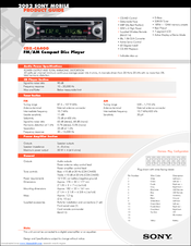 213543_cdxca400_product sony cdx ca400 compact disc changer system manuals sony cdx ca400 wiring diagram at soozxer.org