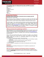 baracoda roadrunner brr fs manuals rh manualslib com Paperwork Guide Pcoket Guide