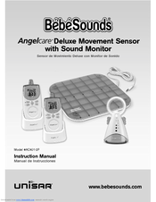 angelcare movement monitor instruction manual