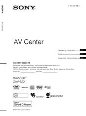 214216_xav622_product sony xav 62bt manuals sony xav-62bt wiring harness at reclaimingppi.co