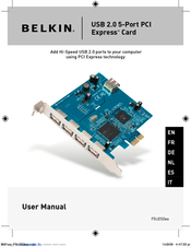 Belkin f5d8071