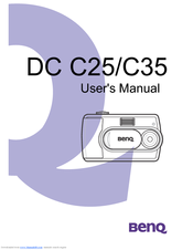 BENQ DC C25 DIGITAL CAMERA WINDOWS 10 DRIVER