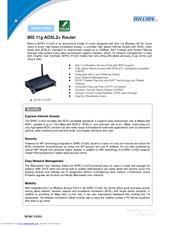 Billion BiPAC 5102G Drivers Download Free