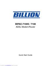 Billion BiPAC 7500GL Drivers Download Free