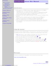 Sony DCR-TRV340 PIXELA ImageMixer 1.0 Introduction Manual