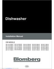 Blomberg astianpesukone käyttöohje