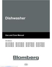 blomberg dw 34140 nbl00 manuals rh manualslib com blomberg dishwasher manual 1883 blomberg dishwasher support