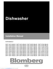blomberg dwt34240 manuals rh manualslib com Blomberg Kitchens blomberg dishwasher manual