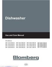 blomberg dwt34240 manuals rh manualslib com Blomberg Appliances Blomberg Dishwasher Ratings