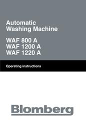 инструкция для blomberg wat 1300