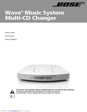 bose wave music system multi cd changer owner s manual pdf download rh manualslib com Bose Multi CD Changer Problems Bose Radio and CD Changer