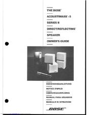 bose acoustimass 5 series ii owner s manual pdf download rh manualslib com Bose Acoustimass 5 Series II Specifications notice bose acoustimass 5 serie 2
