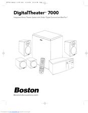 boston acoustics dt7000 manuals rh manualslib com