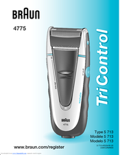 Braun Tricontrol 4775 User Manual