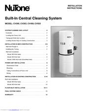 nutone cv450 manuals rh manualslib com Bathroom Ceiling Vent Fans Wiring-Diagram Bathroom Ceiling Vent Fans Wiring-Diagram