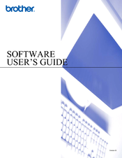 Brother DCP-117C Software User's Manual