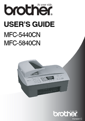 BROTHER MFC-5440CN PRINTER TREIBER WINDOWS 7