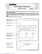brother gx 6750 manuals rh manualslib com brother gx-6750 user manual brother electronic typewriter gx-6750 user manual